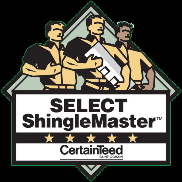 CertainTeed Select ShingleMaster