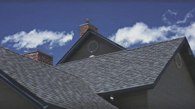 Composition Shingle Roofs