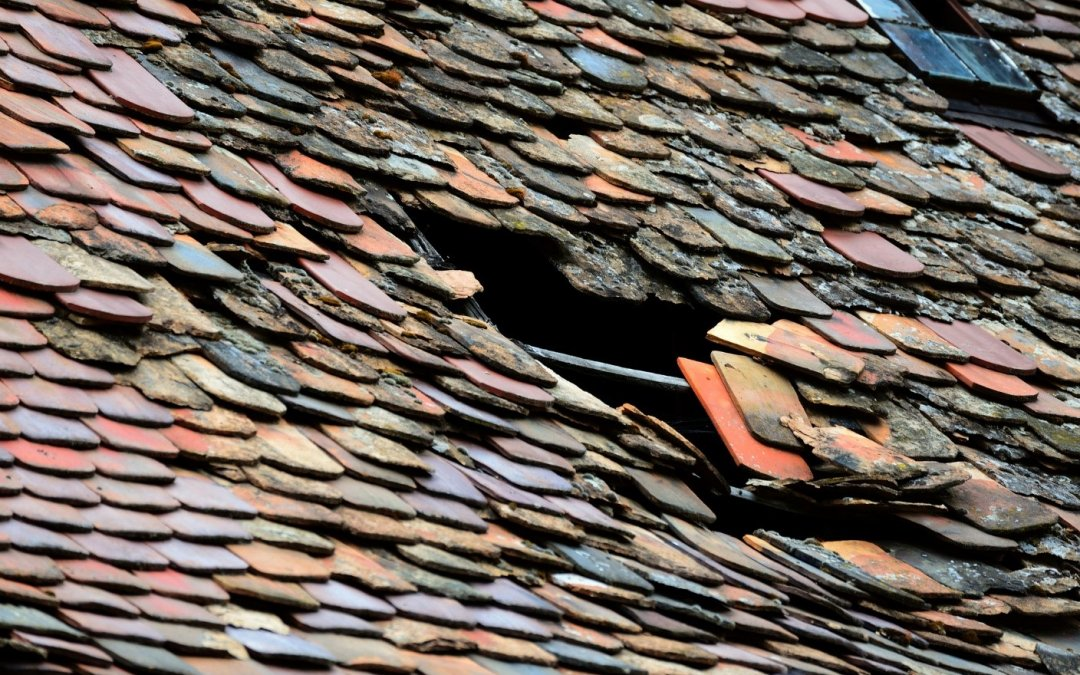 5 Signs it is Time for a Roof Replacement